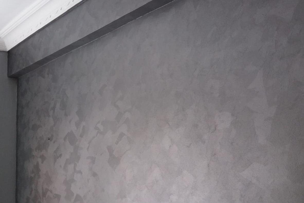 Papel vinilo gris