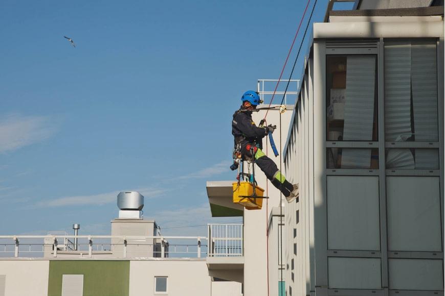 rehabilitacion de fachadas en Nerja